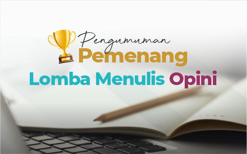 Pemenang Lomba Menulis Opini untuk para Guru Indonesia